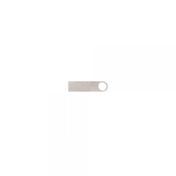 Kingston DataTraveler SE9 G2 64GB USB 3.0 kovový flashdisk malých rozměrů