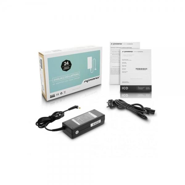 Adaptér Movano LCD 24V 4A
